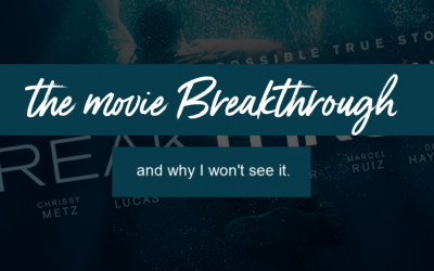 Why I Refuse to See Breakthrough